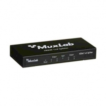 MuxLab HDMI 1X4 Splitter 2K/4K 1.3 Compliant