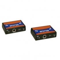 MuxLab HDBaseT HDMI Extender Kit w/IR [1 x Cat6 100m]