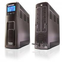 Minuteman Entrust Line Interactive UPS - 1000 VA/ 600 Watts