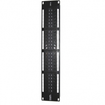 Provocative Cat 6 Patch Panel 48 Port EIA TIA 110 Style