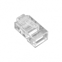 Provo Modular Plug for Round Cable [4 Pin]