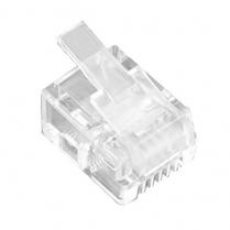 Provo Modular Plug for Round Cable [6 Pin]