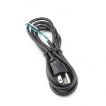 Provo Power Supply Cord 18-3c SVT [6ft] - BK