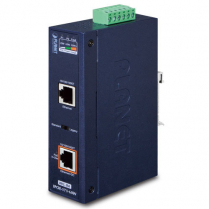 PLANET IP30, Single-Port 10/100/1000 PoE++ Injector 60 Watts