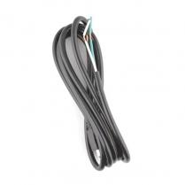 Provo Power Supply Cord 16-3c SJT 9' - BK