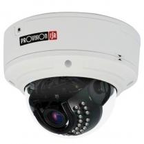 Provision-ISR H.265 IR 25M 3-11mm 30 LED's 5MP w/POE Anti-Vandal