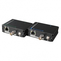 Provision-ISR Ethernet & Power over Coax Converter
