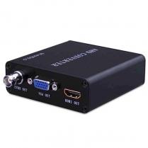 Provision-ISR AHD to HDMI/VGA/AV with socket
