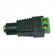 Provision-ISR DC Jack Female 5.5mm Outer 2.1mm