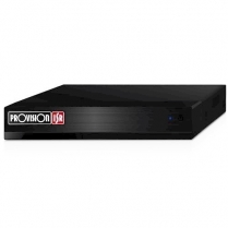 Provision-ISR H.265 All In 1 Hybrid DVR 5MP Lite 4CH Video Input MM Case