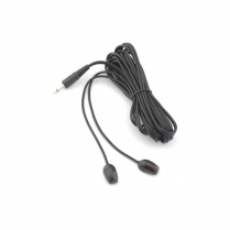 Provocative Dual Head IR Emitter 10ft Cord w/3.5mm Plug, Emitters Wired in Parallel