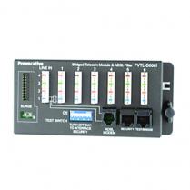 Provocative 6 Port Telecom Module RJ31X Security Interface