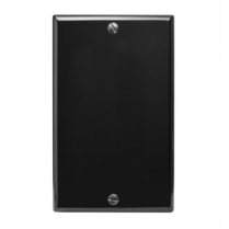 SynConnect All Purpose Blank Wall Plate - BK