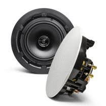 "SyncSound 5 1/4"" In Ceiling Speakers 8 ohm 60Watt - Pair"