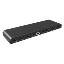SyncAV 1X8 HDMI 2.0 Splitter 4K UHD HDR Deep Colour @ 60 Hz