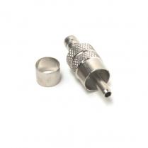 Provo RCA Plug Crimp Type w/Ring