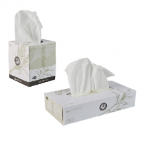 Emerald Tree-Free Facial Tissue