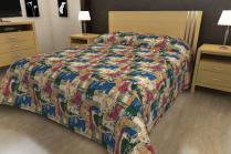 Golden Mills Bedspreads - Casablanca