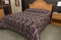 Golden Mills Bedspreads - Painter's Palette