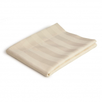 Golden Suite T-250 Sheets Bone/Bone Stripe