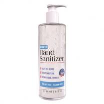 8oz Hand Sanitizer Cleansing Gel 70% Alcohol (24/CS)