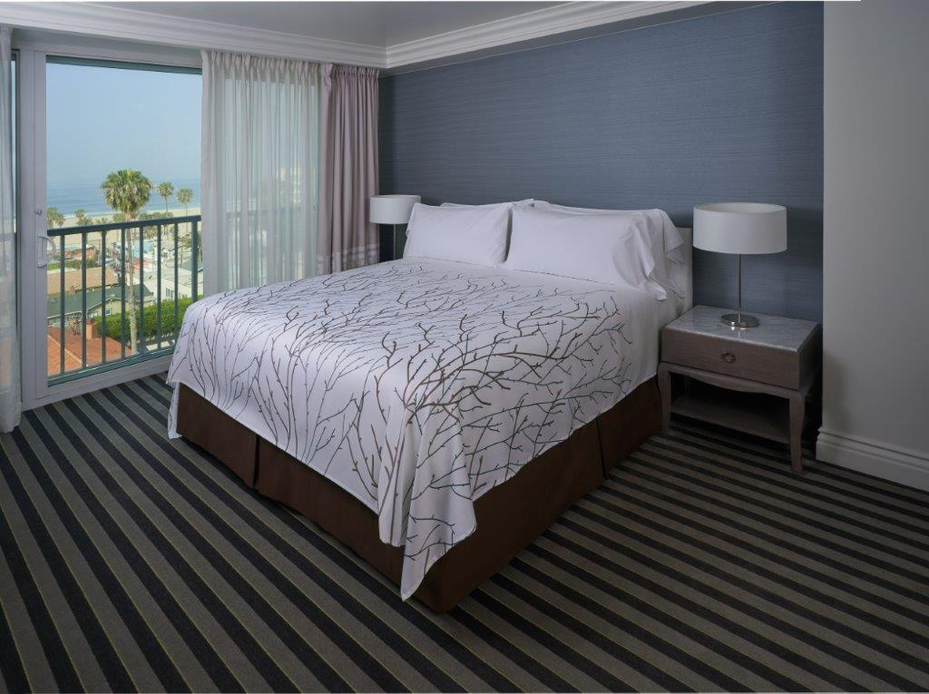 Imprinted Branches Top Sheets - Spring