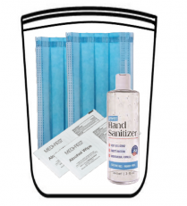 Essential PPE Welcome Kit (50 kits per case)