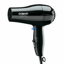 Conair 1875 Watt Dryer - Black