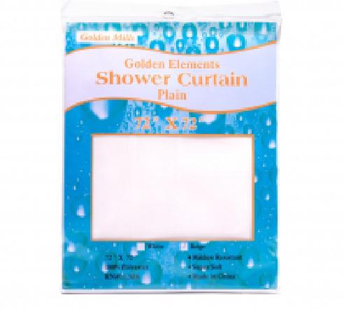 Golden Element Nylon Shower Curtains