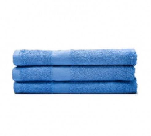 Golden Mills Med Blue Pool Towels