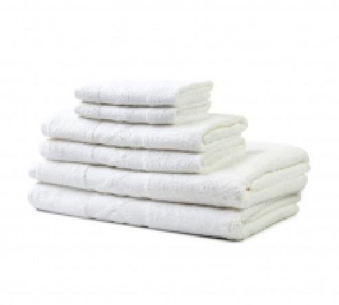 Golden Diamond Towels