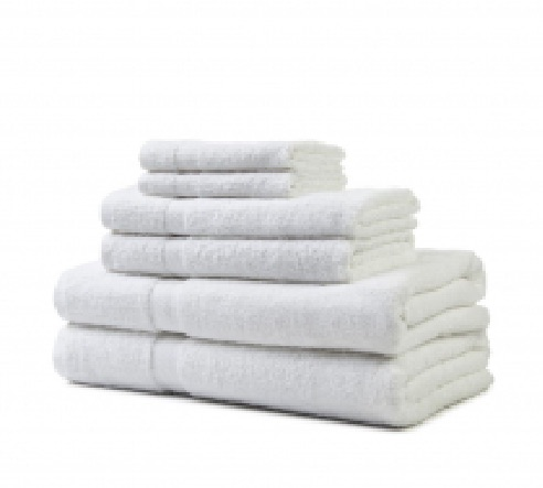 Golden Touch Towels