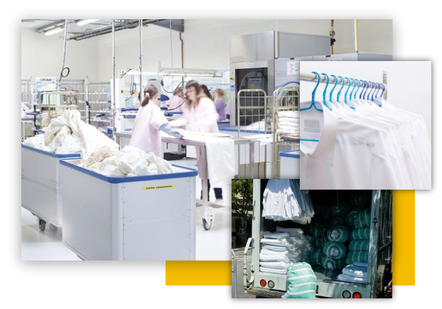 commercial laundries