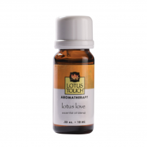 Essential Oil Lotus Touch Blended Lotus Love 10Ml
