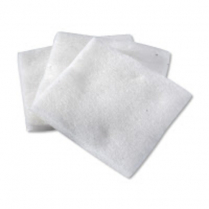 "Cotton Squares For Facial 2""X2.25"""