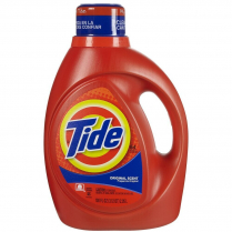 Detergent Laundry Tide Liquid