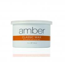 Amber Classic Wax 14Oz Tin