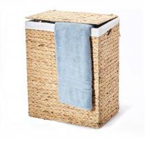 Hamper Foldable Hyacinth Portable
