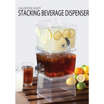 Beverage Dispenser Stackable