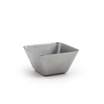 FOH Stainless Mod  Antique Bowl 5 Oz