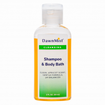 Dawnmist Shampoo and Bodywash 2oz