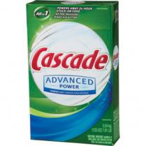 Dish Soap Cascade Powder Fresh 125Oz