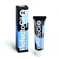 RefectoCil Last Tint Dye Cream #2  Blue Black   0.5Oz
