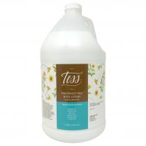 Tess Fragrance Free Lotion  Gallon