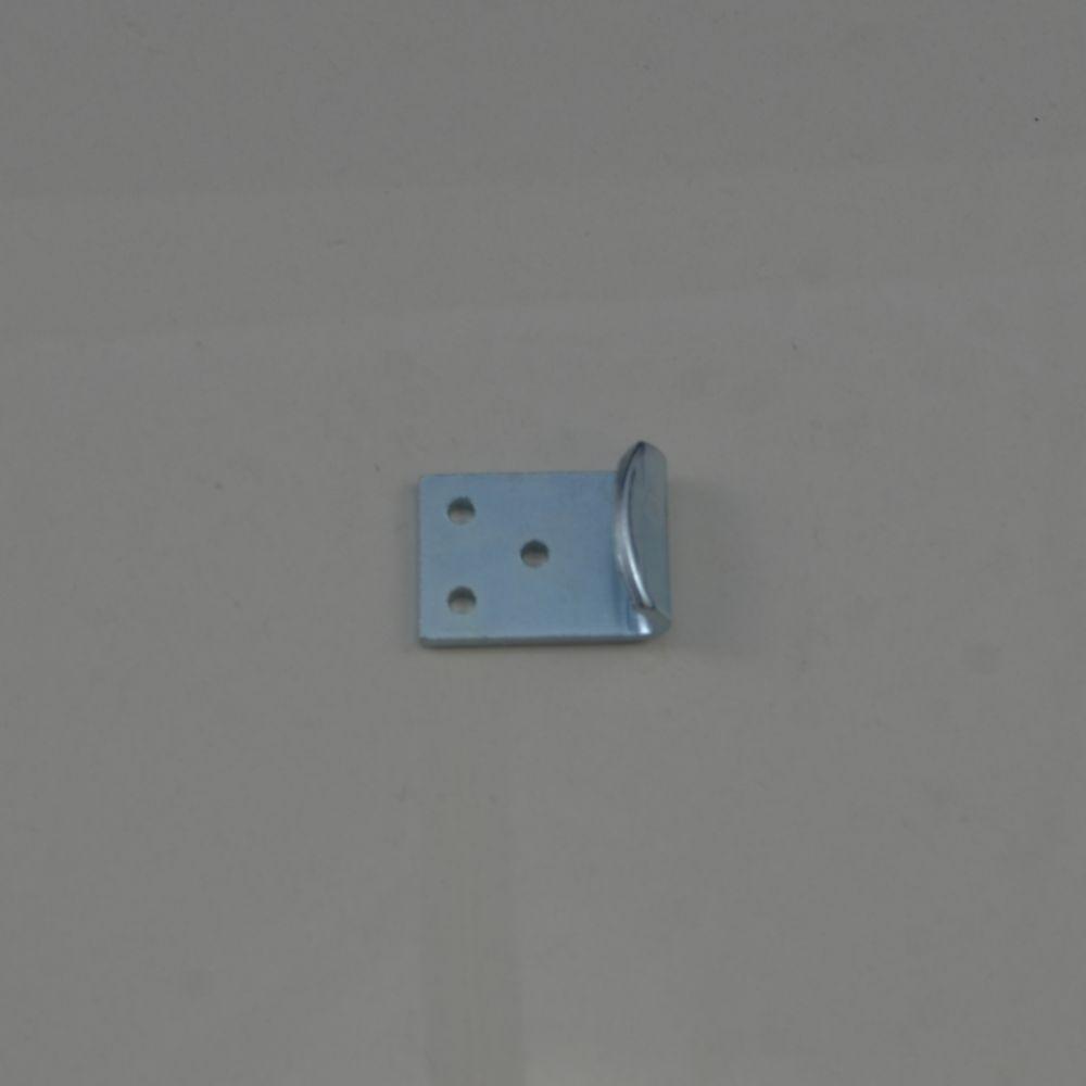 Over Center Adjustable Draw Latch L26 & Catch Galvanized Set