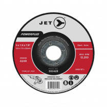 500428 POWER PLUS GRINDING WHEEL 5 X 1/4 X 7/8