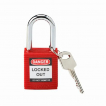 PADLOCK SAF DIFFERENT R 1/4IN 1-1/2IN