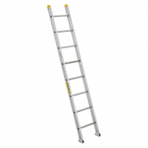 3108D 8' ALUMINUM STRAIGHT LADDER