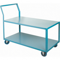 HEAVY-DUTY LOW PROFILE SHOP CARTS