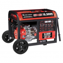 GENERATOR GAS 120/240VAC 12VDC 10000W